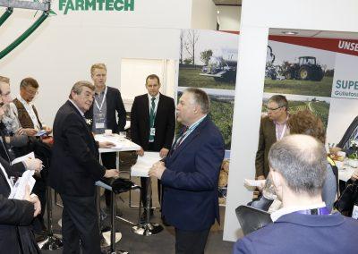Pressekonferenz Farmtech