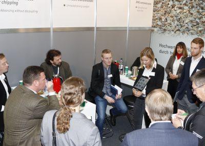 Pressegespräch JENZ GmbH