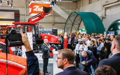 Erfolgreiche Pressekonferenzen auf der Agritechnica 2017