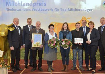 Familie Gerdes aus Bad Zwischenahn im Ammerland belegte Platz 5.