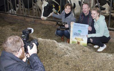 Milchlandpreis: Zu Gast bei den besten Milcherzeugern Niedersachsens