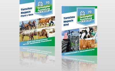 Neues Tierschau Magazin für die Tarmstedter Ausstellung