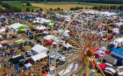 Messeneuheiten und Traditionen bescheren Tarmstedter Ausstellung Besucherrekord