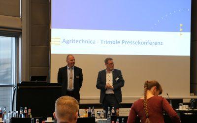 Im Dialog: Pressekonferenzen auf der Agritechnica