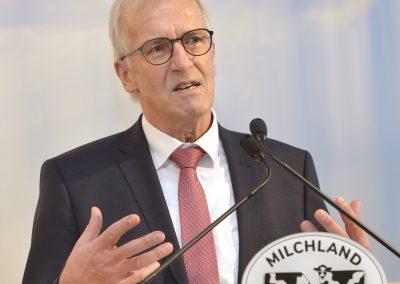 Albert Schulte to Brinke, Niedersächsischer Landvolkpräsident