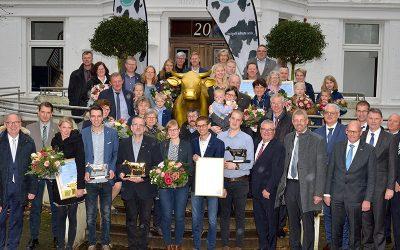 Milchlandpreis 2019 für Milchhof Fulde GbR