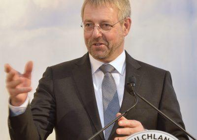 Jan Heusmann, Vorsitzender der Landesvereinigung der Milchwirtschaft Niedersachsen e.V.