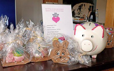 """Hannas Spendenaktion für """"Ein Herz für Kinder"""""""