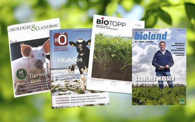 Ökolandbau im Aufwind – wie erreichen Sie Biobetriebe?
