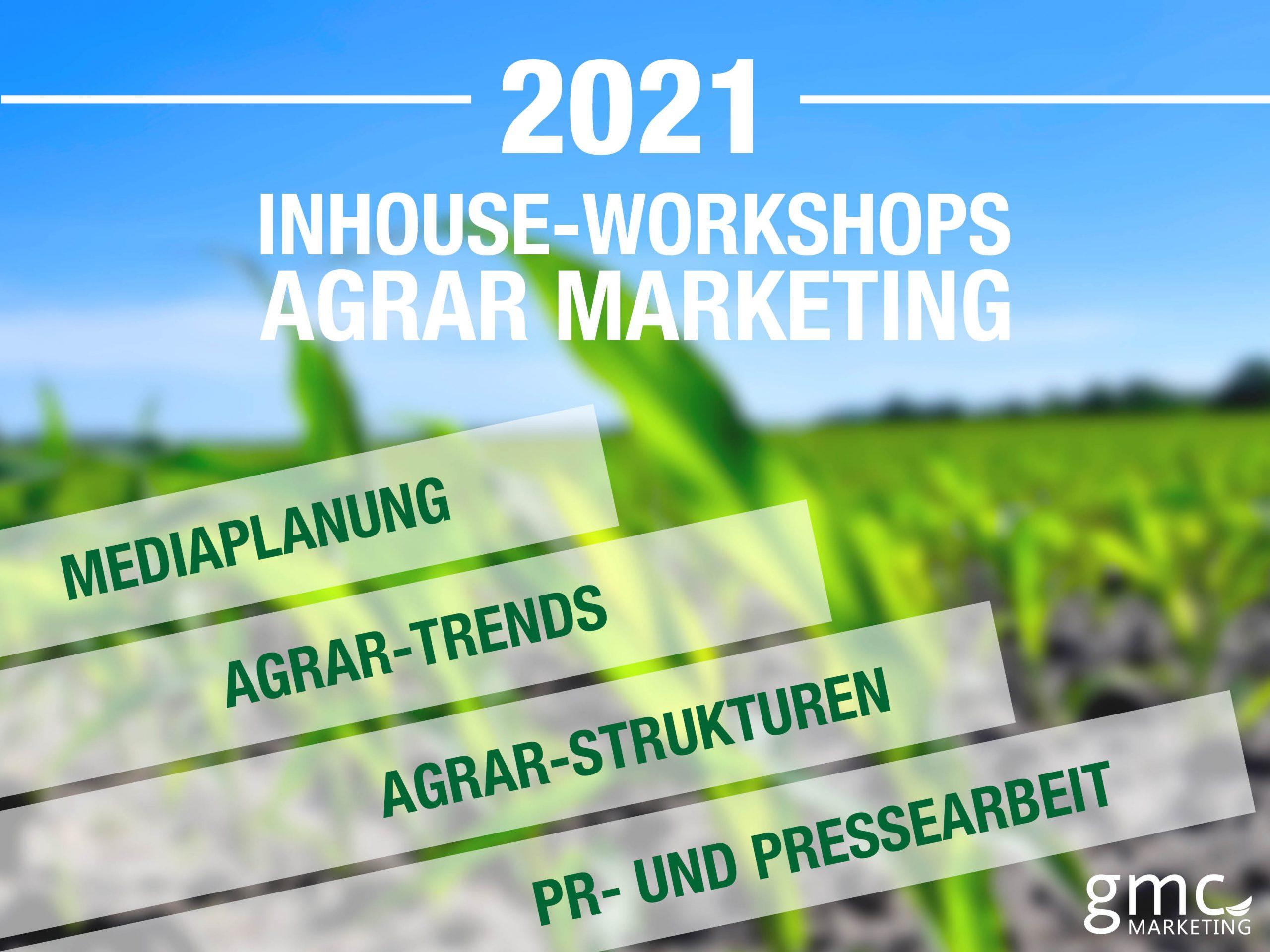 Workshop Agrar-Marketing 2021